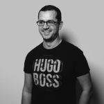 Goran Dzelovski - Senior Back-end Developer