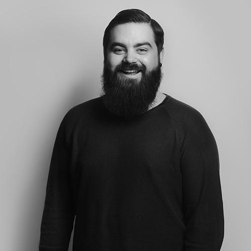 Rasmus arbetar med både Front-end och Back-end utveckling