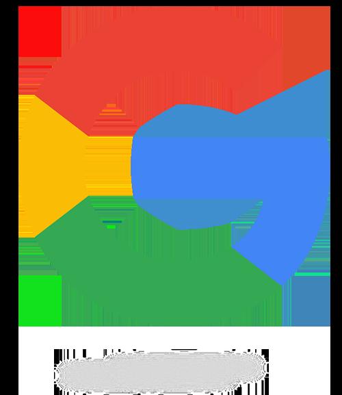 Googles färgrika symbol