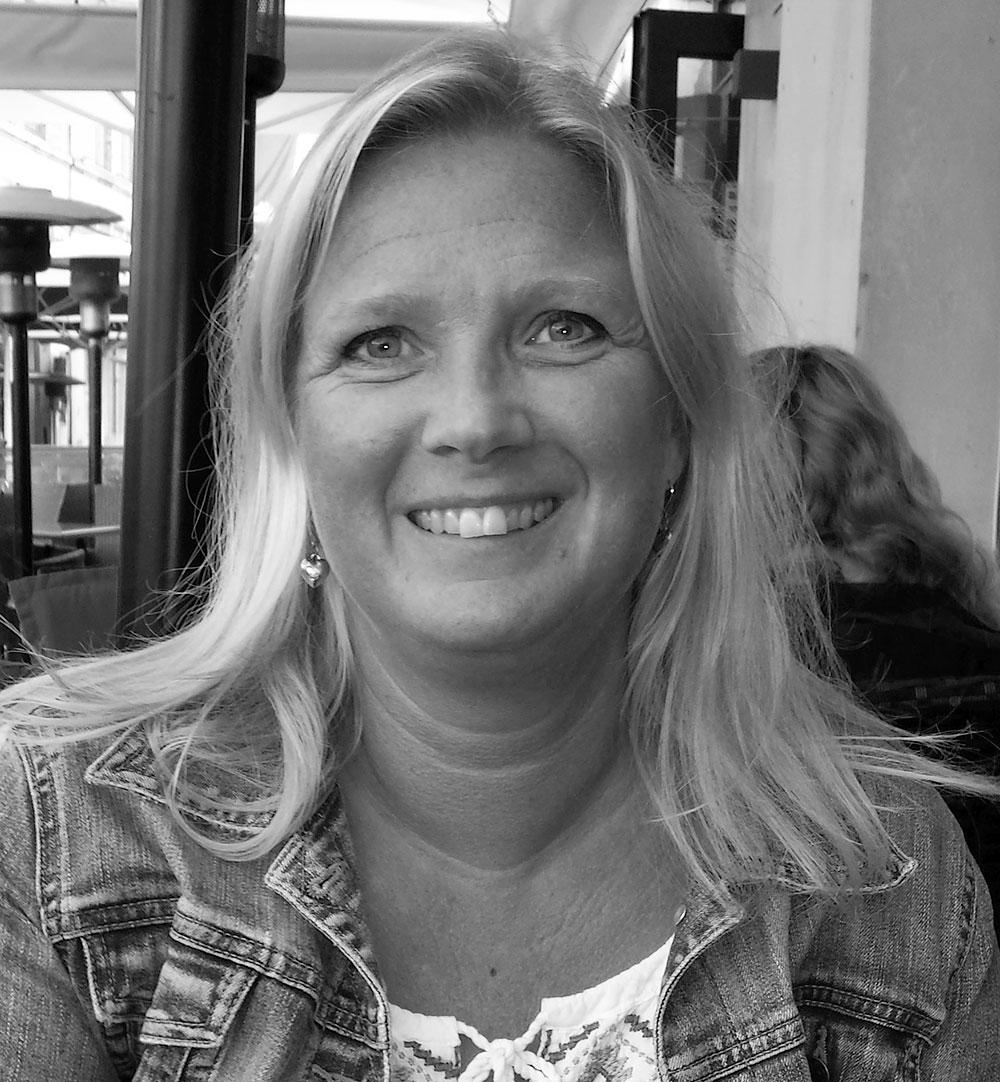 Lena Josefsson är Marknadsassistent på Stockholm Skavsta Flygplats.